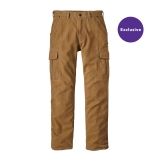 巴塔哥尼亚休闲裤Patagonia Men's Iron Forge Hemp™ Canvas Cargo Pants - Long海淘正品