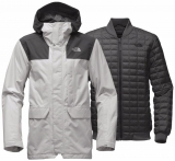 乐斯菲斯三合一滑雪服MEN'S ALLIGARE THERMOBALL TRICLIMATE JACKET海淘正品